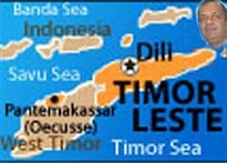 Atul Khare UN's special envoy for Timor