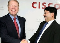 Cisco gears up for Indian investment