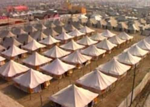 Thousands 'lost and found' at Kumbh