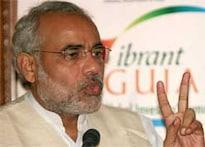 BJP clips Modi's wings, sacks him