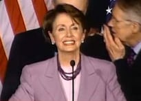 US Cong goes touchy, feely, mushy