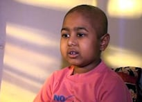Pune child seeks help to fight cancer