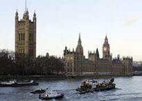 Letter bomb rocks London office