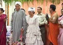 Maharashtra couple weds 7 times