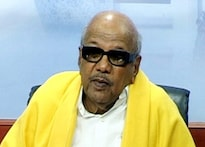 Marans skip Karunanidhi's birthday bash