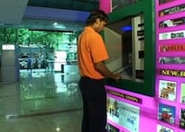 Now, a DVD vending machine for movie buffs