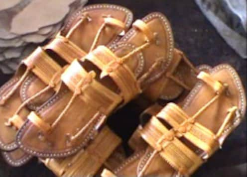 Kolhapuri chappals come easy on the pocket now