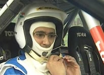 Rallyist Naren set to make a mark on world stage