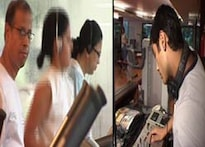 CD players at gyms are archaic, live DJ takes over