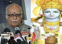 Ram rant puts Advani back on BJP centrestage