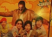 <b>Review: </b>Thumbs up for laugh riot <i>Dhamaal</i>