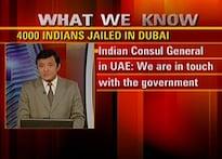 4,100 Indians jailed in Dubai for demanding better pay