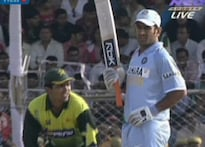 Will Dhoni captain the Indian test team?
