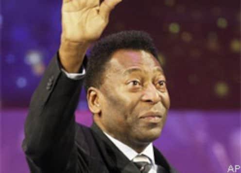 Pele not surprised on Capello getting England job