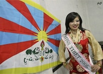 China forces Ms Tibet to pull out from beauty contest