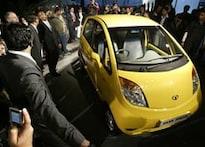 Tata unveils Rs-1 lakh People's Car 'Nano'