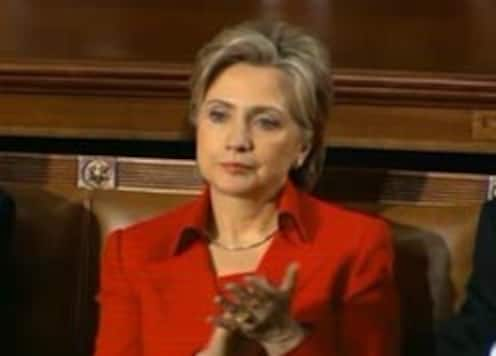 Now, Hillary sings Obama tune on outsourcing