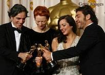Oscars: Day-Lewis, Cotillard get top honours