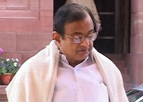 Farm sector hurting overall growth: Chidambaram