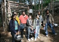 MTV Roadies: Hanging upside down to make money