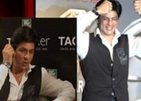 I sleep only 4 hours a day: SRK