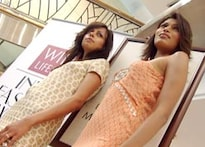 Young entrants showcase their clothes at WIFW