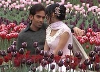 Bollywood returns to Kashmir for a floral filip
