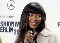 Supermodel Naomi arrested for spitting at cop