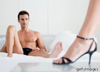 Attractive people prefer one-night stands