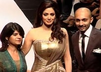 </a><a href='http://www.ibnlive.com/photogallery/785.html'>In Pics: Stunning Sridevi walks the ramp</a>