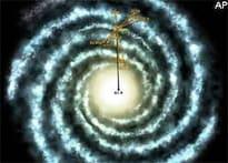 Astronomers record supernova explosion