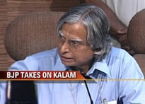BJP at odds with Kalam over Indo-US nuclear deal