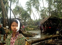 UN says another cyclone forming in Myanmar area