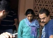 Arushi's mom speaks, claims hubby is innocent