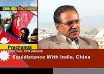 We want a new relationship with India: Prachanda
