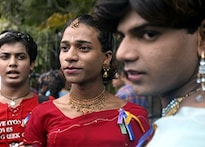 <a href='http://www.ibnlive.com/photogallery/869.html'>In Pics: Gay parade in India</a> | <a href='http://www.ibnlive.com/videos/67995/watch-gay-and-glad-about-it.html'>Watch: Gay and glad</a>