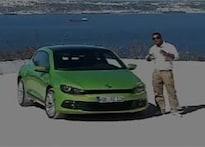 Scirocco: Volkswagen's latest offering