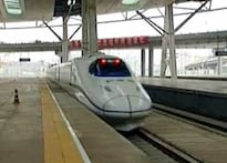 Move over Japan: China gets fastest train on planet