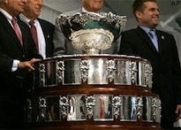 India ranked 23 among Davis Cup nations