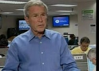 US President Bush confident of handling Gustav aftermath