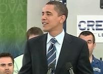 Obama says winning Pennsylvania is the key