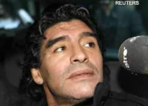Maradona may visit Bangladesh after India