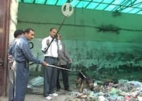 Two injured in garbage dump blast in Lucknow