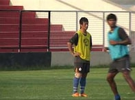 India to play friendly football match with HK today