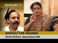 My husband was fighting evil: Kavita Karkare