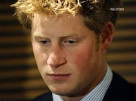 Britain's Prince Harry sorry for racist remark