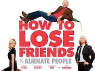 Masand's movie review: <i>How To Lose Friends...</i>