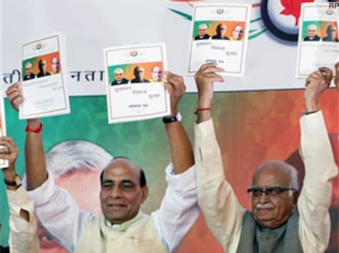 Full Text: BJP manifesto for General Elections 2009