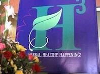 Mercury soars, Mumbaikars cool off at Herbal cafe