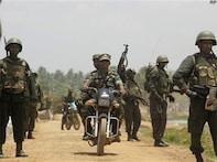 Cornered LTTE using civilians as human shield